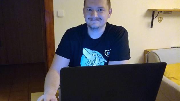 Radek Hruška odpovídal online čtenářům Kutnohorského deníku.