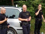 Policejní pátrací akce po pohřešované osobě v katastru obce Svatý Mikuláš.