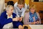 V Domově Barbora se konaly v uplynulých dnech praktické maturitní zkoušky.