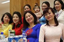 Vietnamská komunita slavila příchod nového lunárního roku.