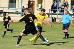 Fotbalová III. třída: TJ Sokol Vlkaneč - TJ Sokol Červené Janovice 9:0 (4:0).