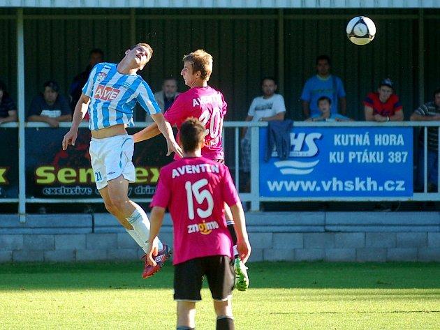 II. liga: Čáslav - Znojmo, 2. října 2011.