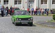 Ratajský kopec znovu zdolávaly desítky historických vozidel.