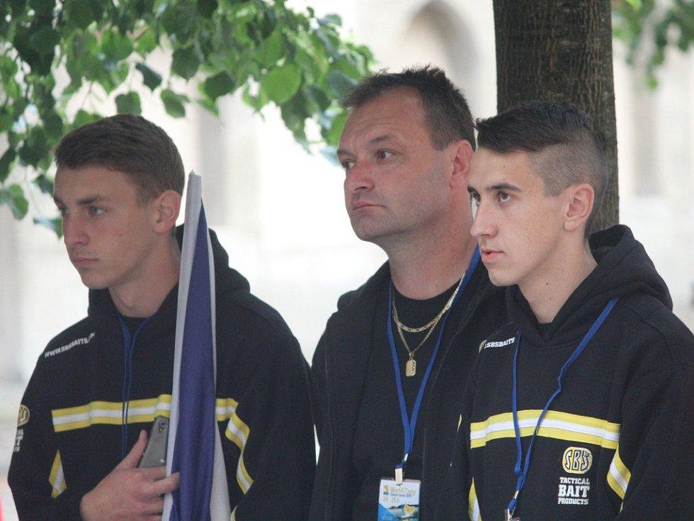 Mistrovství světa juniorů v lovu kaprů 2016