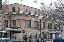 Hotel Grand na náměstí Jana Žižky z Trocnova v Čáslavi.