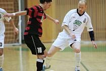 I. liga futsalu: Benago Zruč n. S. – Ostrava 5:3, sobota 17. ledna 2009
