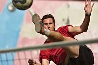 Nohejbalový turnaj Čáslavská pata má za sebou sedmnáctý ročník.