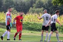 Fotbalová III. třída: FK Záboří nad Labem - TJ Sokol Červené Janovice 4:2 (2:1).