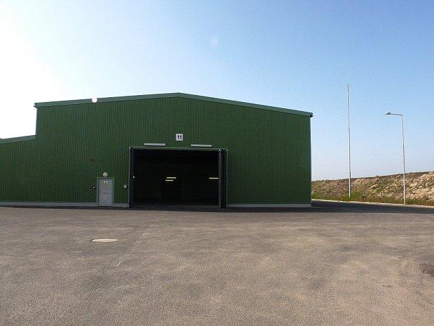 Muniční sklad u Chotusic