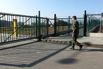 Nový muniční sklad u Chotusic