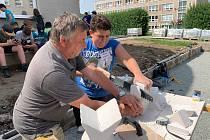 Střední odborná škola a učiliště řemesel v Kutné Hoře právě pořádá letní kemp s příznačným názvem Řemesláček.
