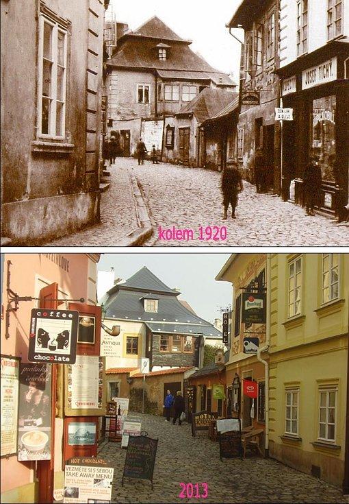 Kutná Hora - Barborská ulice