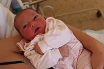 Adéla Oberreiterová se narodila 7. srpna 2019 ve 14.05 hodin v čáslavské porodnici. Vážila 4040 gramů a měřila 55 centimetrů. Doma v Červených Janovicích ji přivítali maminka Barbora a tatínek Václav.