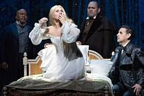 Opera La Traviata.