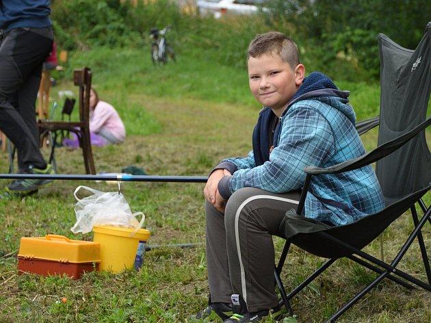 Rybářské závody zahájily prázdniny.