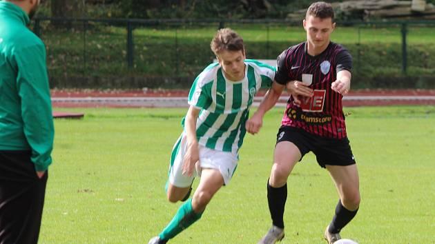 Česká fotbalová divize dorostu U19: FK Čáslav - SK Střešovice 1911 6:3 (2:0).
