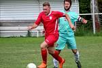 Fotbalová III. třída: TJ Sokol Červené Janovice - TJ Sokol Horušice 5:0.