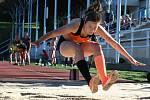 Kutnohorští atleti zářili na B finále krajského přeboru starších žáků.