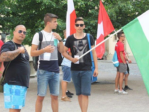 Začalo mistrovství Evropy juniorů v lovu kaprů