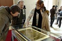 Výstava Kutnohorské iluminace v Jezuitské koleji
