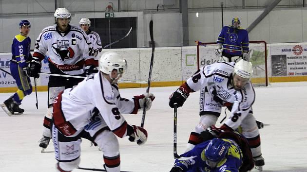 Čáslav v posledním domácím zápase základní části krajské ligy podlehla Benešovu.