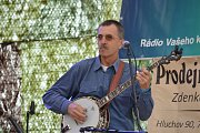 Lidé si užili v Čáslavi bluegrassový festival Banjo Jamboree.