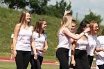 Zahájení Městských her  Olympiády dětí a mládeže v Kutné Hoře 16. června 2016