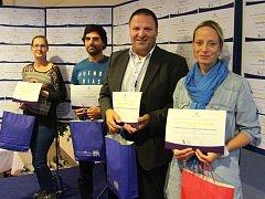 Národní středisko pro eTwinning udělilo Základní škole T.G. Masaryka Certifikát kvality za zahraniční projekt - Spring in my country.