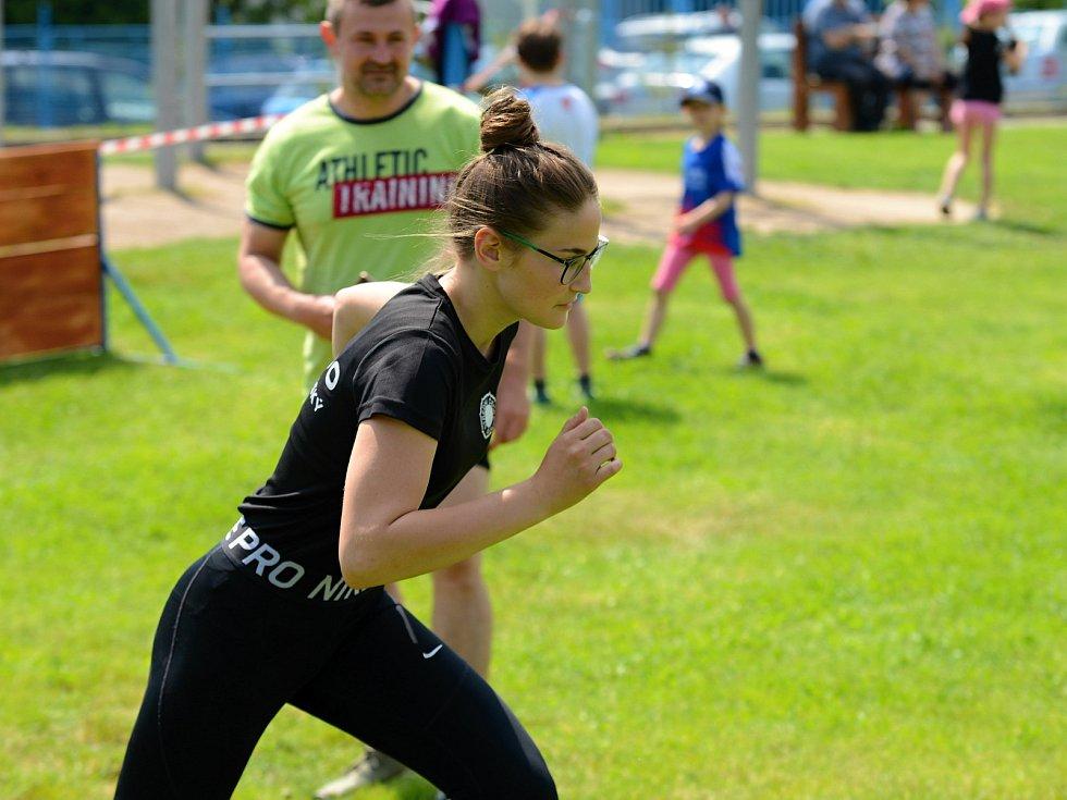 Oddílové závody Olympia Spartan Training Kutná Hora.