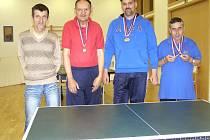 Stolní tenisté z SK Barbora