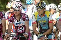 5. ročník cyklistického silničního závodu Doubrava Vysočina Tour 2011 odstartoval v sobotu z Vrdů.