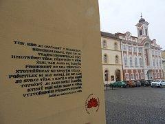 Jak to vypadá s graffiti v Čáslavi v roce 2018?