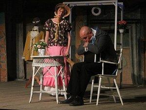 Poslední představení letního programu Oživlá Kačina aneb kde je můj Karl? 28. září 2015