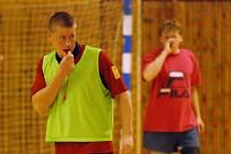 Třetí hrací den kutnohorské futsalové ligy.