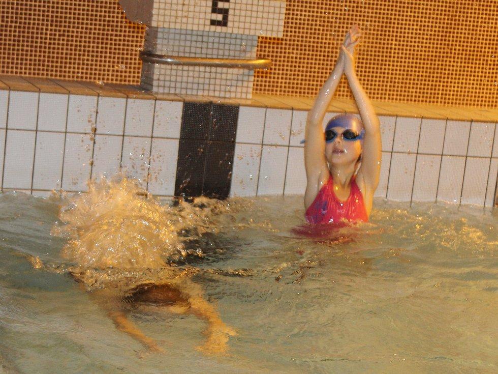 Mikulášská besídka na bazéně TJ Sparta Kutná Hora