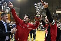 Benago vyhrálo turnaj v Kosovu.