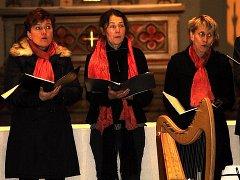 Cantica potěšila posluchače v kostele Panny Marie Na Náměti.