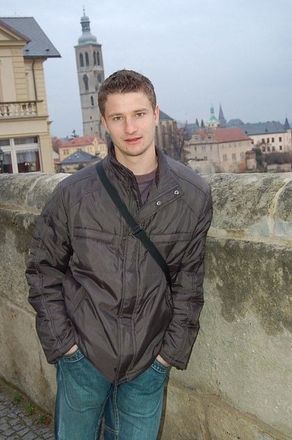 Hráč FC Slovan Liberec Tomáš Frejlach.