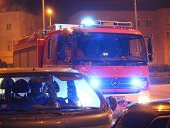 Požár způsobila technická závada na plynovém sporáku