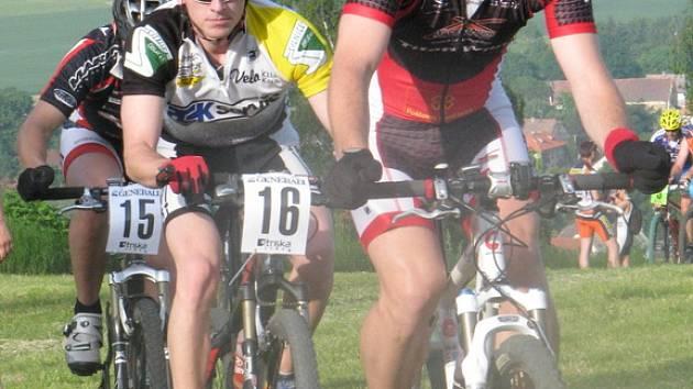 Ze závodů Generali Straka Cup Miskovice 2008 ze dne 30. května