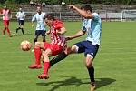 Kutnohorští fotbalisté podlehli prvnímu celku tabulky z Poříčan až v závěrečných minutách.