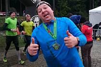 Zbraslavický Zdeněk Volenec z kutnohorského WILD Teamu zdárně dokončil Beast - nejvyšší úroveň závodů Spartan Race v centrální Evropě.