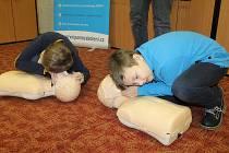 Dny pro záchranu života začaly na ZŠ Žižkov v Kutné Hoře