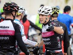 Cyklista z Kutné Hory Jakub Kavalír je jeden z hlavních zakladatelů nové cyklistické stáje KC Kutná Hora.