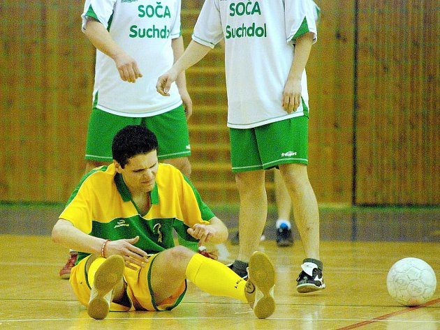 17. kolo Club deportivo futsalové ligy.