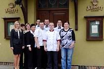 Hospůdkou roku 2013 zvolili čtenáři potřetí Hotel Svatý Hubert ve Zbraslavicích