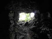 Hrad Chlum na Čáslavsku ukrývá poklad.