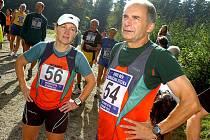 Roháčova stezka, Chlístovice, 2. října 2010