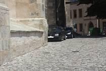 Prostor kolem kostela sv. Jakuba v Kutné Hoře čeká uzavírka.