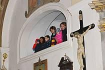 Adventní koncert v kostele sv. Bartoloměje v Solopyskách.
